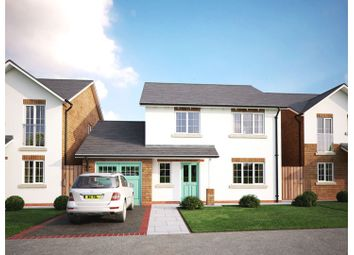 Thumbnail 4 bed detached house for sale in Caerwys, Mold