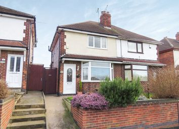 Thumbnail 2 bedroom semi-detached house for sale in Silver Hill Road, Spondon, Derby