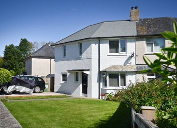 Thumbnail 3 bedroom end terrace house for sale in The Close, Penzance