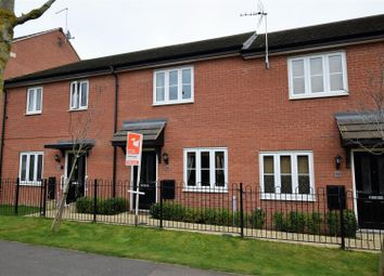 Thumbnail 2 bed terraced house for sale in Coleridge Way, Oakham