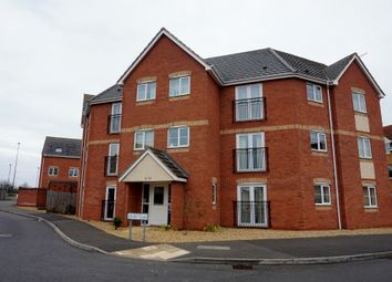 Thumbnail 2 bed flat to rent in Spinney Close, Thorpe Astley, Leicester
