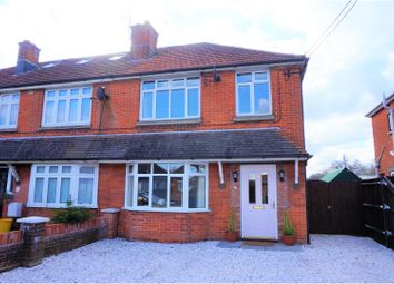 Thumbnail 3 bed semi-detached house for sale in Bartram Road, Totton, Southampton