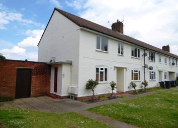 Thumbnail 2 bedroom maisonette for sale in Holmwood Road, Chessington