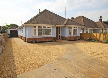 Thumbnail 3 bed detached bungalow for sale in Walkford Way, Walkford, Christchurch, Dorset
