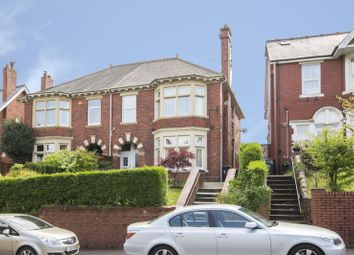 Thumbnail 2 bed flat for sale in Bassaleg Road, Newport