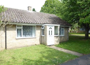 Thumbnail 2 bedroom bungalow to rent in Meadow Court, Stanton, Bury St. Edmunds