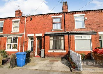 Thumbnail 2 bed terraced house for sale in Churchill Road, Broadheath, Altrincham