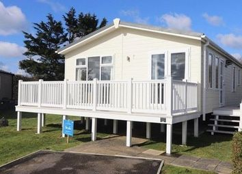3 bed lodge for sale in Holiday Lodge, Littlesea Holiday Park, Lynch Lane, Weymouth DT4