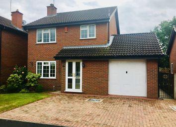 Thumbnail 3 bed detached house to rent in Bosley View, Congleton