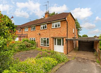 Thumbnail 3 bed semi-detached house for sale in Winton Road, Ware