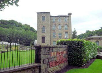 Thumbnail 1 bedroom flat for sale in The Spinnings, Summerseat, Bury