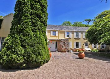 Thumbnail 5 bed detached house for sale in La Rue De Bel-Air, St. Mary, Jersey
