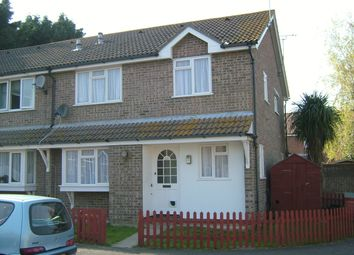 Thumbnail 2 bed terraced house to rent in Roman Close, Deal
