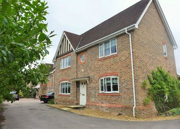 Thumbnail 4 bed detached house to rent in Ravelin Close, Elvetham Heath, Fleet