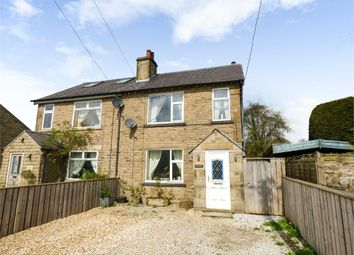 Thumbnail 3 bed semi-detached house for sale in Tom Lane, Chapel-En-Le-Frith, High Peak, Derbyshire