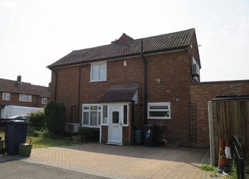 Thumbnail 3 bed end terrace house to rent in Compton Crescent, Northolt