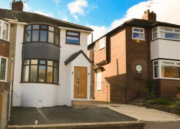 Thumbnail 3 bedroom semi-detached house for sale in Foxwood Avenue, Gleadless, Sheffield