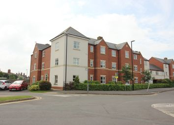 Thumbnail 2 bed flat to rent in Isherwoods Way, Wem, Shrewsbury