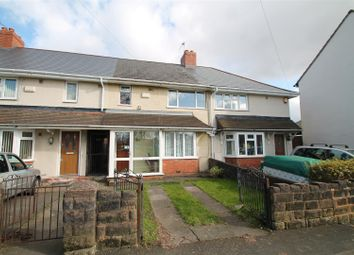2 bed terraced house for sale in Warwick Street, Wolverhampton WV1
