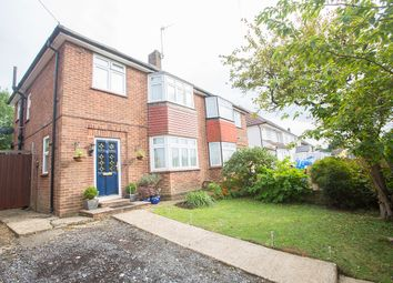 Thumbnail 3 bed semi-detached house for sale in Masefield Avenue, Elstree, Borehamwood