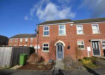 Thumbnail 3 bed town house to rent in Belrope Acre, Belper