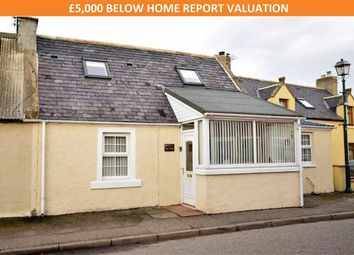 Thumbnail 1 bed cottage for sale in Main Street, Tain, Ross-Shire