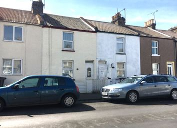 Thumbnail 2 bed terraced house to rent in Byron Avenue, Margate