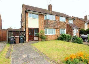 Thumbnail 3 bed semi-detached house for sale in Swifts Green Road, Luton, Bedfordshire