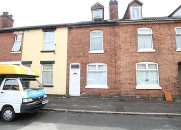 Thumbnail 3 bed terraced house to rent in Oxford Street, Burton-On-Trent