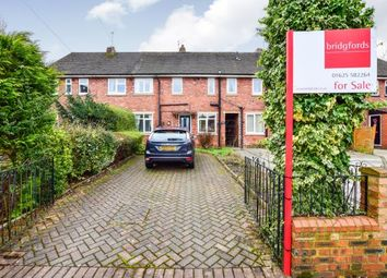 Thumbnail 3 bed terraced house for sale in Heywood Close, Alderley Edge, Cheshire