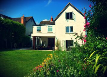 Thumbnail 4 bed detached house to rent in Wargrave Road, Reading