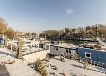 Thumbnail 2 bed houseboat for sale in Swan Island, Strawberry Vale, Twickenham