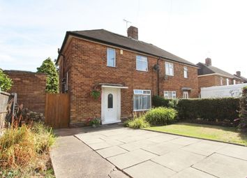 Thumbnail 4 bedroom semi-detached house for sale in Fernwood Crescent, Wollaton, Nottingham