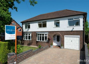 Thumbnail 6 bed detached house for sale in 9 Carr Brow, High Lane, Stockport, Cheshire