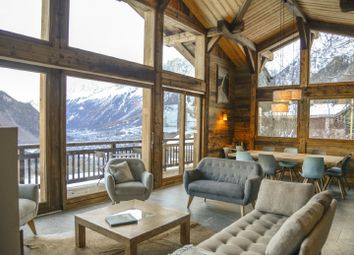 Thumbnail 6 bed property for sale in Les Houches, Chamonix, France