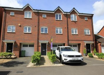 Thumbnail 4 bed terraced house for sale in Candler Drive, Stone