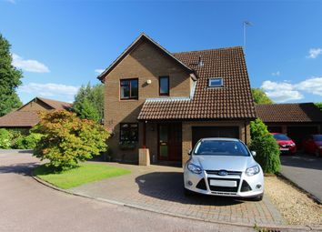 Gifford Close, Rangeworthy, South Gloucestershire BS37. 4 bed detached house