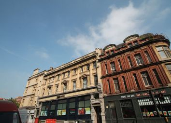 Thumbnail 1 bed flat to rent in Baldwin Street, City Centre, Bristol