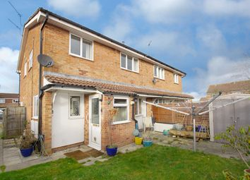 Thumbnail 2 bed terraced house for sale in Chedworth, Yate, Bristol