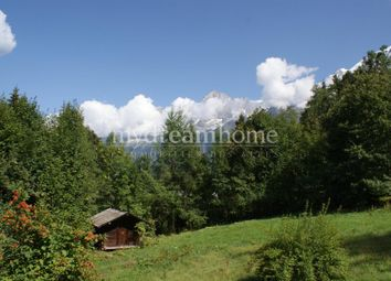 Thumbnail Land for sale in Les Houches, 74310, France