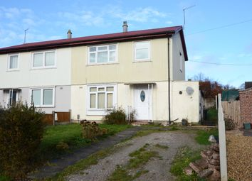Thumbnail 3 bed semi-detached house for sale in Knype Way, Newcastle-Under-Lyme