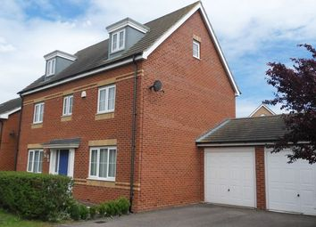 Thumbnail 5 bed town house for sale in Lapwing Way, Soham, Ely