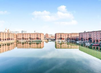 Thumbnail 1 bed flat for sale in The Colonnades, Liverpool