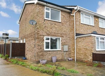 Thumbnail 2 bed end terrace house for sale in Harrow Road, Essex
