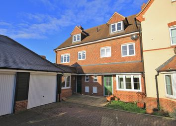 Thumbnail 3 bed terraced house to rent in Wirethorn Furlong, Haddenham, Aylesbury
