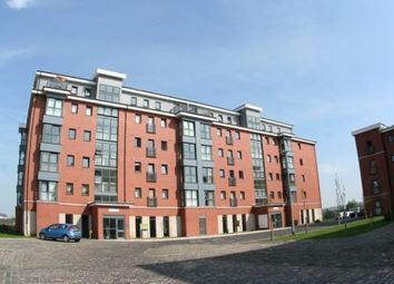 Thumbnail 2 bed flat to rent in Central Way, Warrington