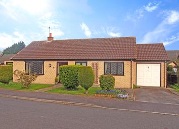 Thumbnail 3 bed bungalow for sale in Tudor Close, Sutterton, Boston