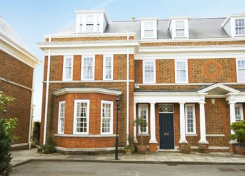 Thumbnail 6 bed semi-detached house to rent in Redcliffe Gardens, Grove Park Road, Chiswick