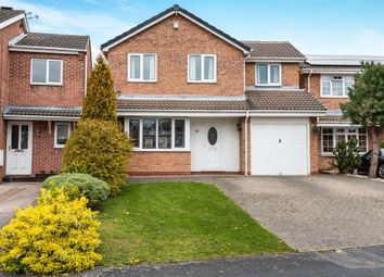 Thumbnail 4 bed detached house for sale in Inglewood Avenue, Sothall, Sheffield