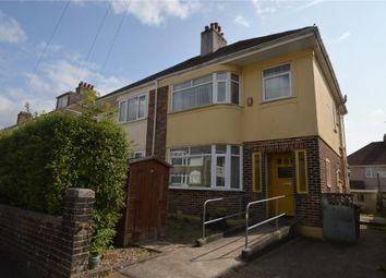 3 bed semi-detached house for sale in Lester Close, Plymouth PL3